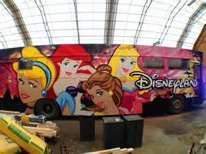 Wall Murals For Office disney russebuss norway graffiti life
