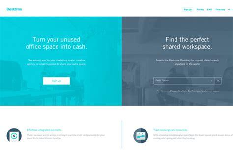 vertical layout web design split screen 233 cran divis 233 vertical webdesigner trends