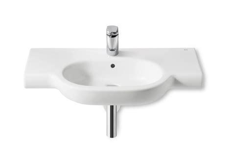 roca bathroom sinks roca meridian n basin a32724b000 uk bathrooms