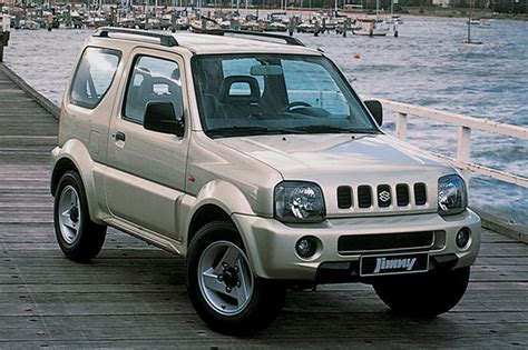 Suzuki Jimny Special Suzuki Jimny 1 3 4wd Special 2002 Parts Specs
