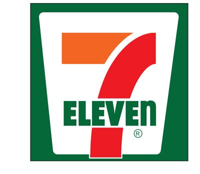 Seven Eleven assignment and it was a 7 eleven logo zudos