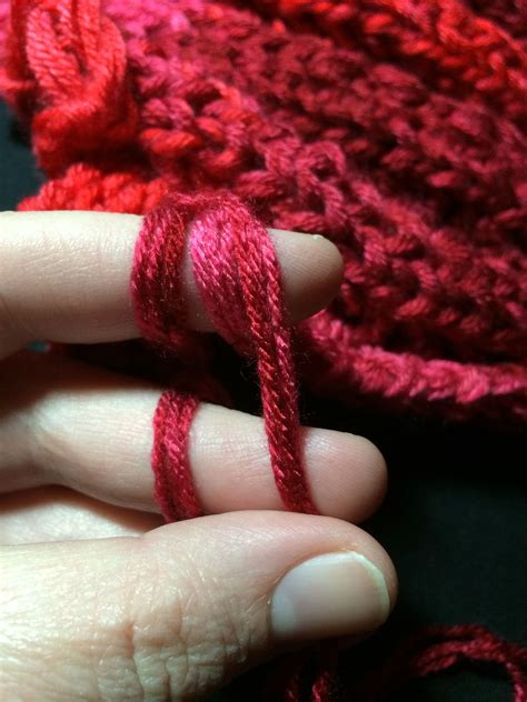knitting finger how to finger knit a blanket crochet for the home