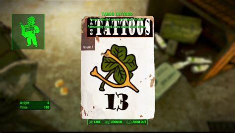 eagle tattoo fallout 4 taboo tattoos fallout 4