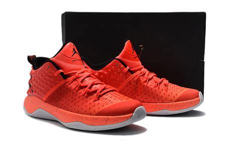 cheap jordans basketball shoes cheap fly infrared 23 black bright mango