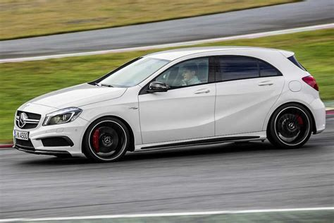 mercedes reveals new hatchback stuff co nz