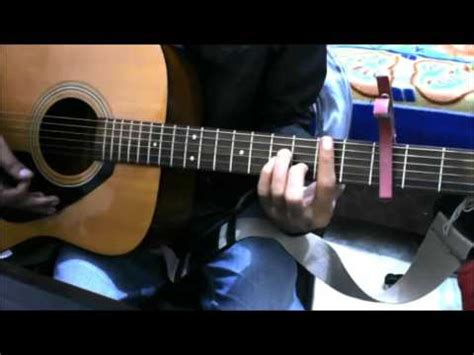 guitar tutorial video for beginners in hindi k k yaroon dosti guitar cover lesson chords easy