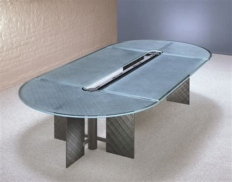 racetrack shaped conference table and modern racetrack