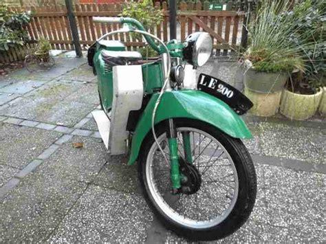 Oldtimer Motorrad 4 Takt by Oldtimer Velocette Le200 Bj 1953 4 Takt Boxer Bestes