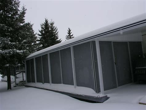 screen room enclosure kits quot the leisure store inc screen room and patio enclosure roof conversion kit photos