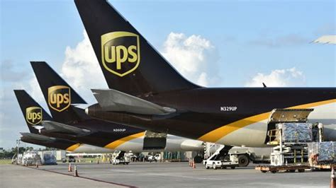 ups air maintenance workers threaten strike ahead of shareholders meeting