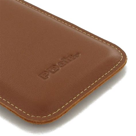 leather iphone 6s plus sleeve iphone 6 6s plus leather sleeve brown pdair