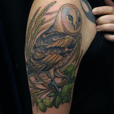 barn owl tattoo designs barn owl sketch www pixshark images