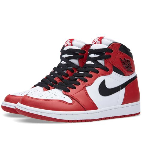 Nike Air 1 Retro nike air 1 retro high og varsity white