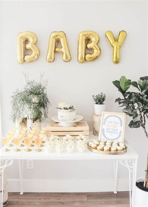 simple baby shower decorations 15 best baby shower d 233 cor ideas for a memorable celebration
