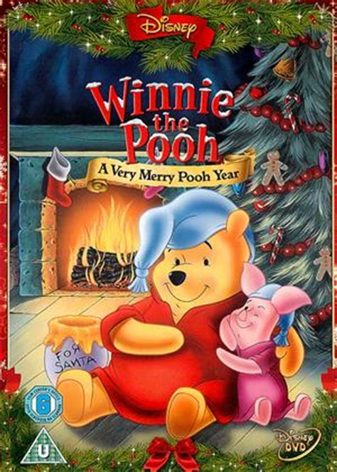 rent winnie  pooh   merry pooh year  film cinemaparadisocouk