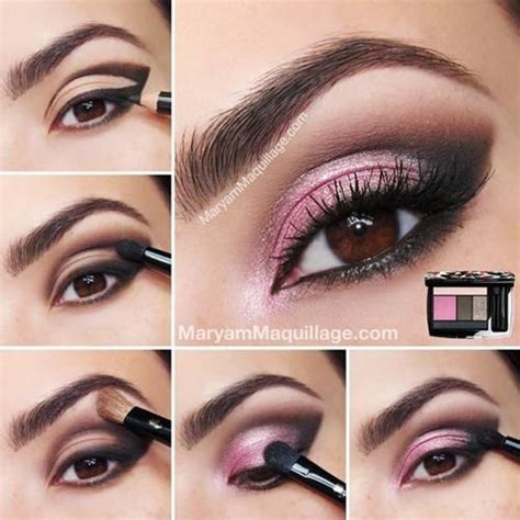 tutorial makeup eyeshadow 20 tutorials for smokey eyes