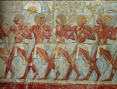 ancient egyptian art and pottery