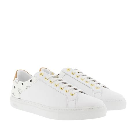 white mcm sneakers mcm product categories shoes sneakers visetos combi