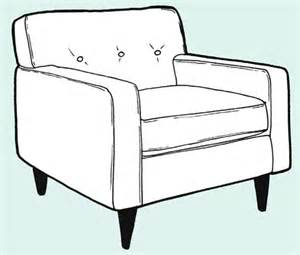 make a removeable chair or sofa cover and style