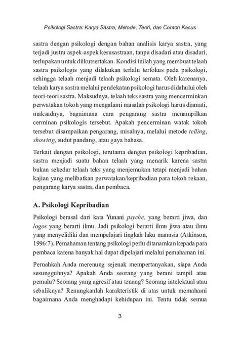 Harga Buku Teori Sastra by Jual Buku Psikologi Sastra Karya Metode Teori Dan