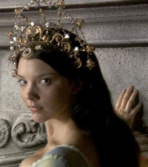 Natalie Dormer As Boleyn by 38 Best Headdress The Tudors Series Images On