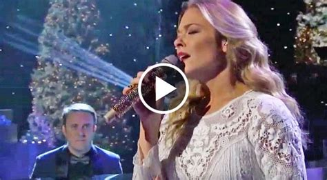 immotional christmast song an emotional leann rimes honors lennon with angelic performance discover more