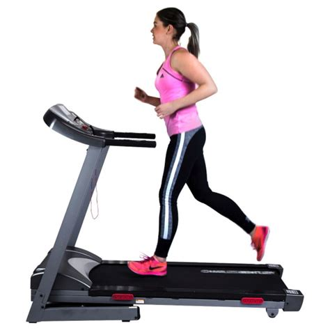 Treadmill Electric 2 Hp Plus Mass Manual Incline Tl 8600 Murah 2 25hp motorised electric folding workout exercise treadmill buy at qd stores