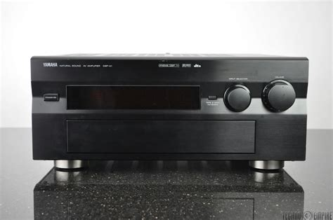 Audio Power Lifier Yamaha Dts yamaha dsp a1 sound 7 channel dts dolby digital 5 1 av lifier 16936 ebay