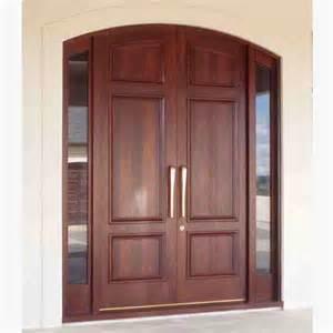 Wooden main doors ash wood main doors 6 panel double door al habib