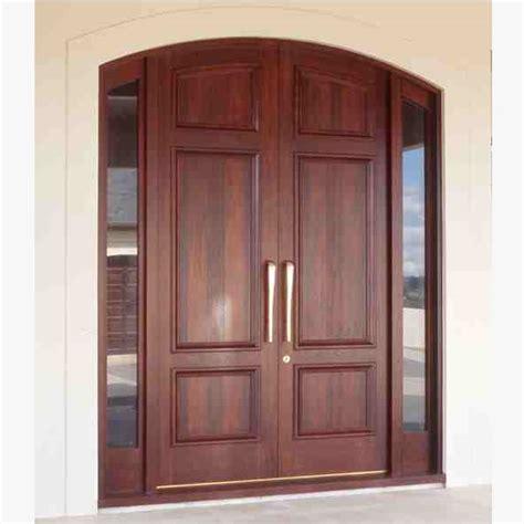 Wood Kitchen Designs Pakistani Kail Solid Wood Double Door Hpd410 Main Doors