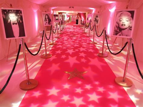 hollywood themed events hollywood theme party decor rental 480 497 3229themers