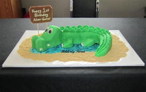 alligator cake cakecentral com