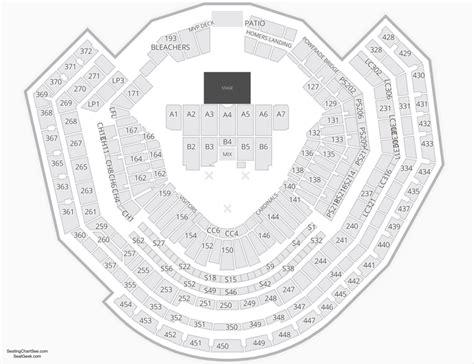 seating chart busch stadium paul mccartney paul mccartney seating chart busch stadium brokeasshome