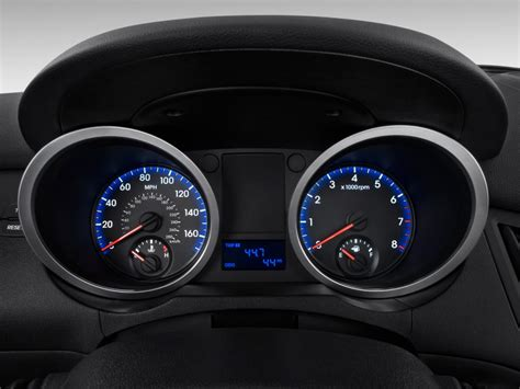 motor repair manual 2012 hyundai genesis instrument cluster 2012 hyundai genesis coupe pictures photos gallery motorauthority