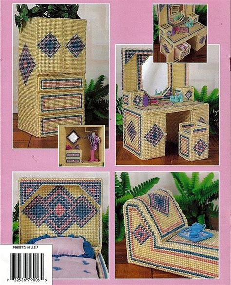 fashion doll furniture patterns 1000 images about plastic canvas on plastic