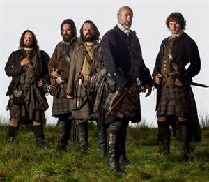 outlander the series officially licensed kilts
