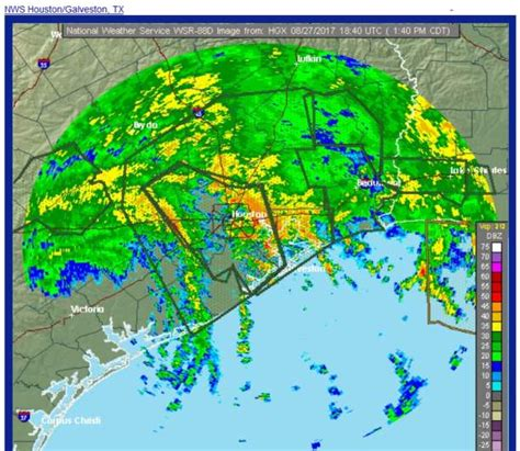 houston weather forecast radar latest floods aug