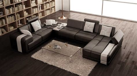 Sofa Warna Coklat model kursi sofa u untuk ruang tamu kecil sederhana