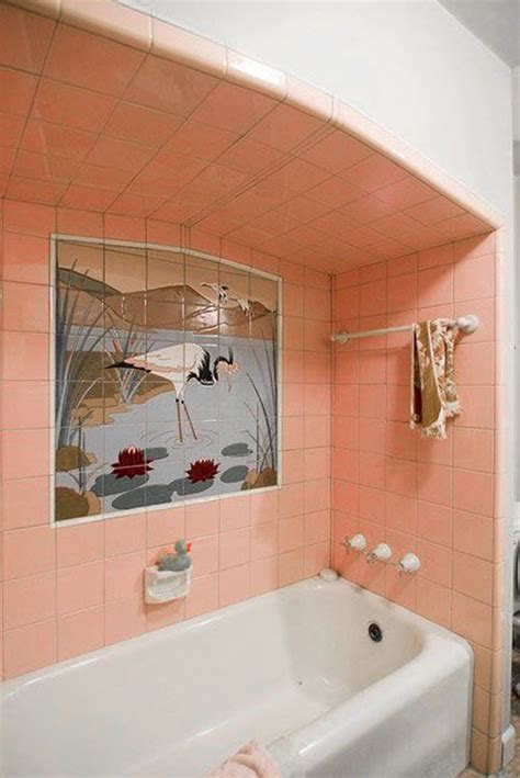 pink bathroom tiles 39 pink bathroom tile ideas and pictures