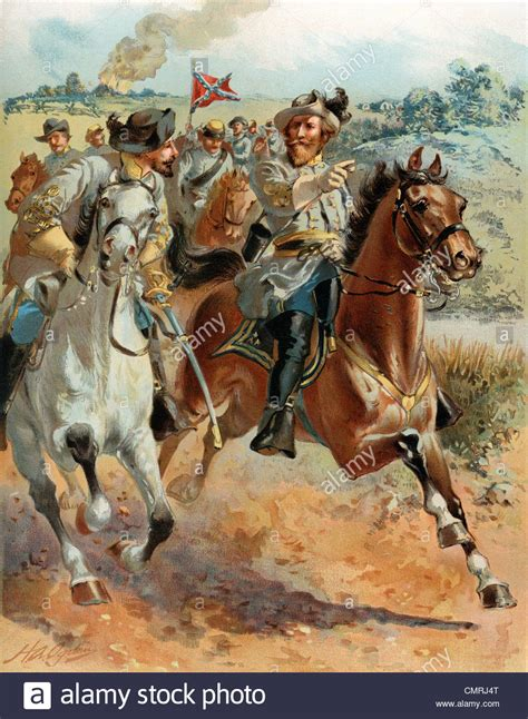 year of the and battles of jeb stuart and his cavalry june 1862 june 1863 books 1800s 1860s june 1862 confederate troops cavalry general j