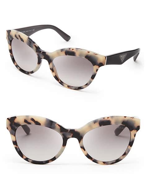 prada heritage cat eye sunglasses bloomingdale s