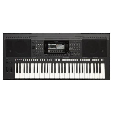 Keyboard Psr S770 yamaha psr s770 portable arranger workstation box opened at gear4music