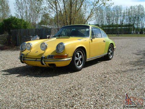porsche 930 turbo wide 1981 porsche 911 930s turbo look wide body slant nose red tan
