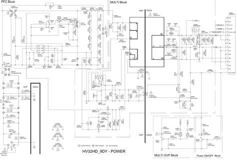 Circuit Mesin Cuci Samsung inverter