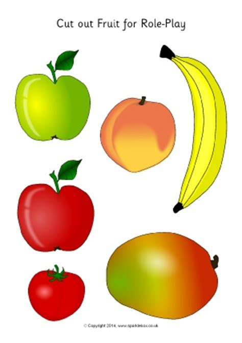 printable fruit and vegetable shapes free fruit teaching resources and printables sparklebox