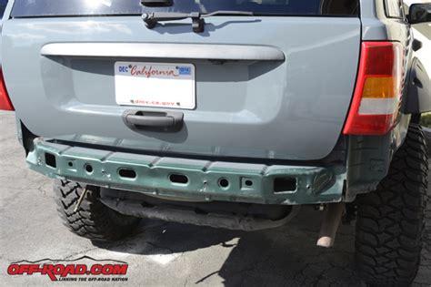jeep wj rear bumper trail ready jeep grand wj rear bumper