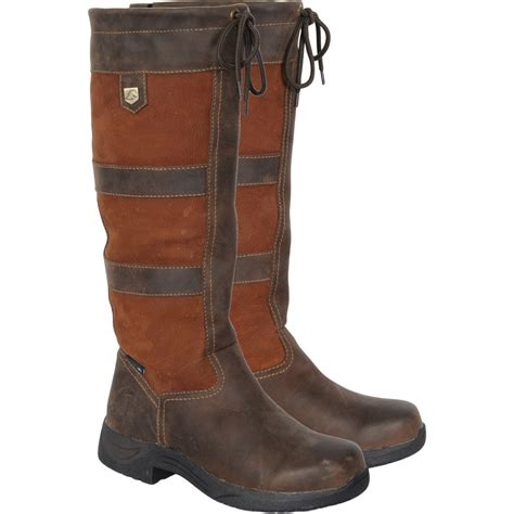 Detox Kits Uk Boots by Dublin River Boots Brown Redpost Equestrian