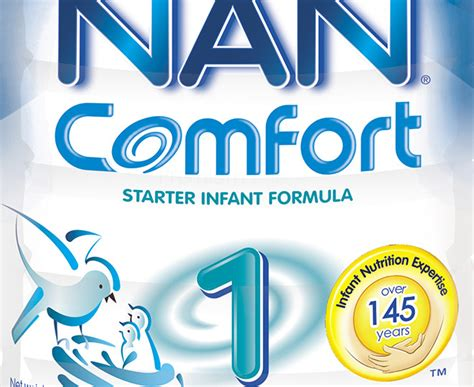 nan comfort formula reviews catchoftheday com au nestl 233 nan comfort 1 0 6m infant