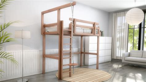 cool beds to climb loft bed for the modern kids room 25 cool and original