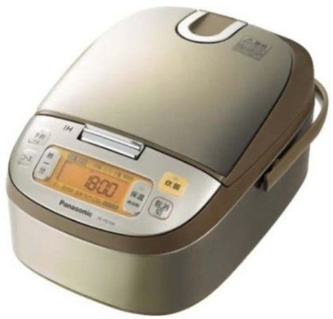Rice Cooker Rinnai Rr 50a new panasonic ih rice cooker noble chagne sr hg154 n